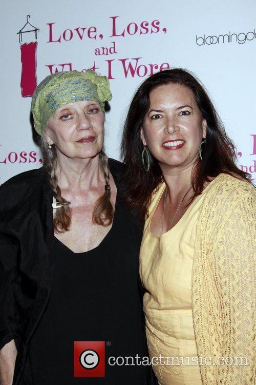 Ilene Beckerman and Karen Carpenter Party celebrating the...