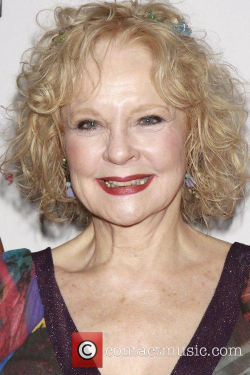 Penny Fuller Party celebrating the new cast of...