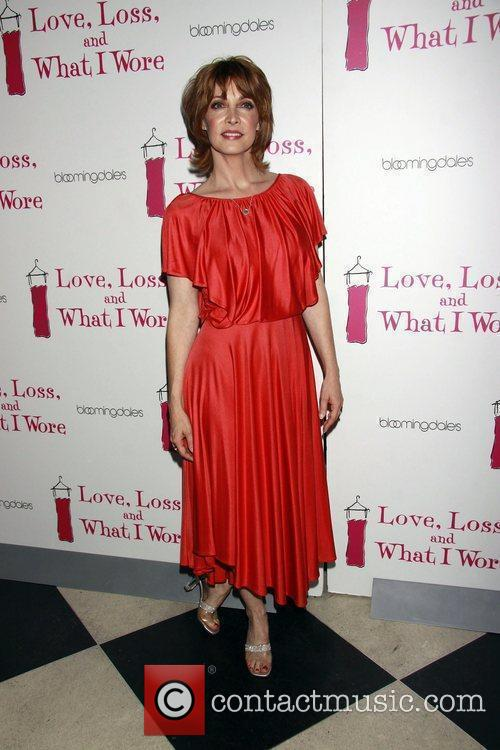 Sharon Lawrence Party celebrating the new cast of...