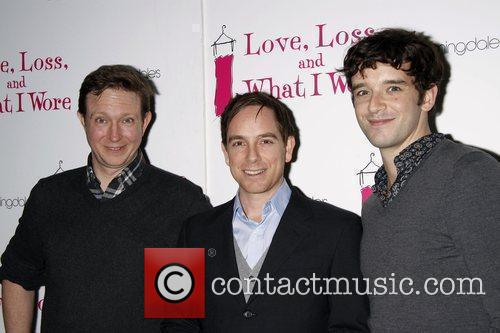 Matthew Schneck and Michael Urie 2