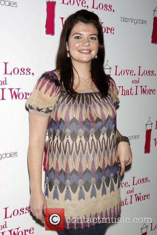 Casey Wilson  Photocall with the new cast...