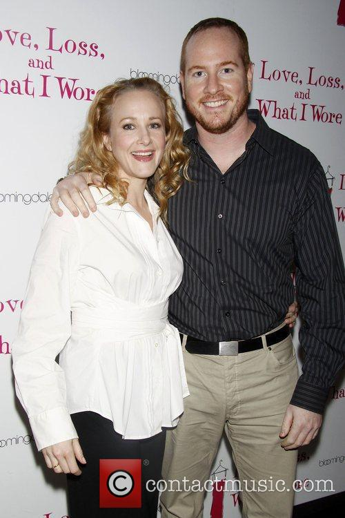 Katie Finneran and Darren Goldstein Photocall with the...