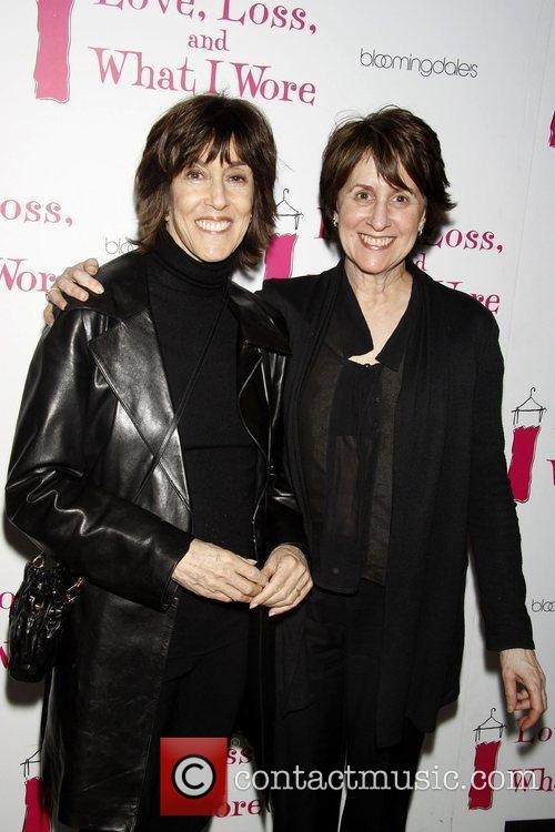 Nora Ephron and Delia Ephron