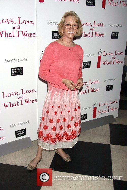 Sandy Duncan attending the party celebrating the new...