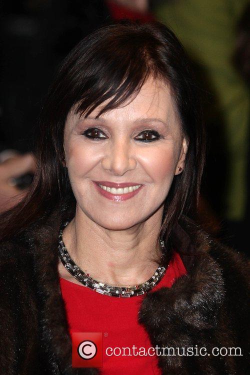 Arlene Phillips World premiere of 'Love Never Dies'...