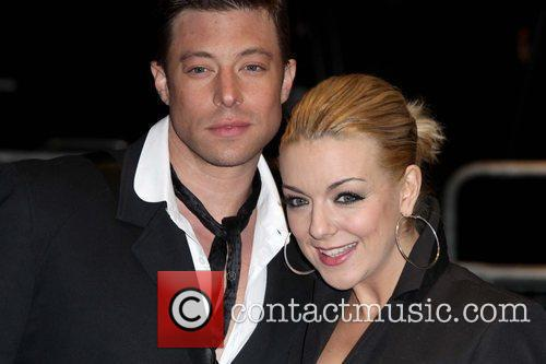 Duncan James and Sheridan Smith World premiere of...