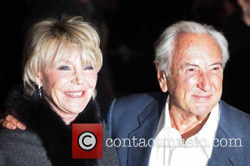 Michael Winner and guest World premiere of 'Love...
