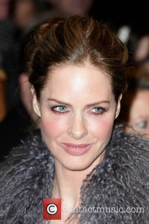 Trinny Woodall World premiere of 'Love Never Dies'...