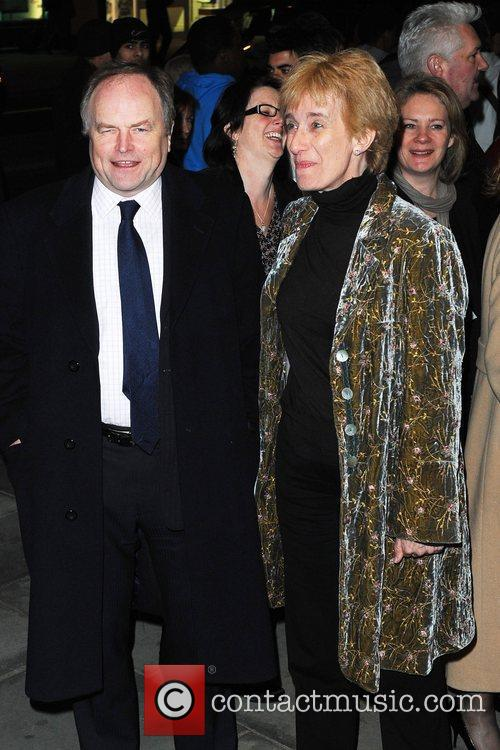 Clive Anderson World premiere of 'Love Never Dies'...