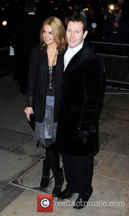 Nick Moran World premiere of 'Love Never Dies'...