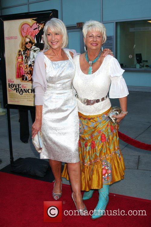 Helen Mirren and Madam Susan Austin 9