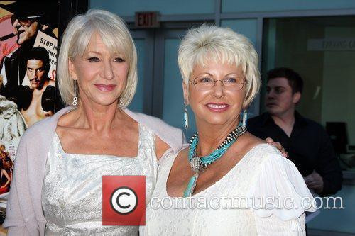 Helen Mirren and Madam Susan Austin 1