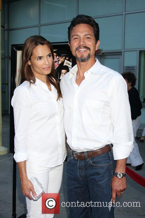Talisa Soto and Benjamin Bratt 4