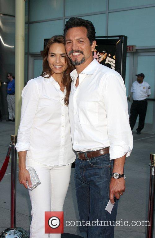 Talisa Soto and Benjamin Bratt 2