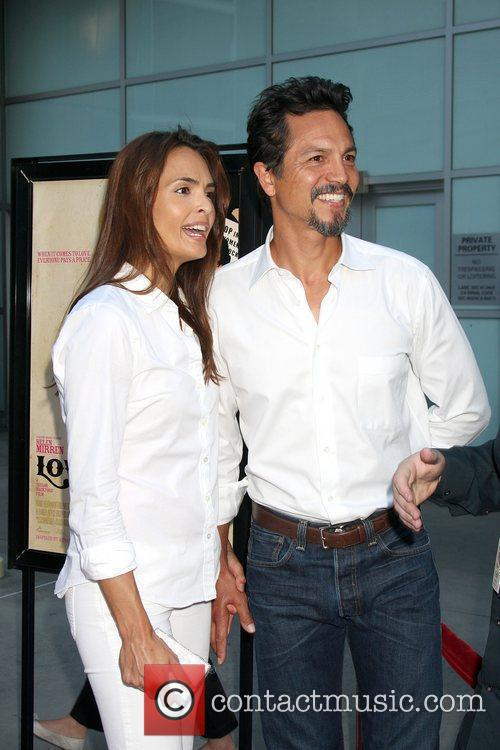 Talisa Soto and Benjamin Bratt 3
