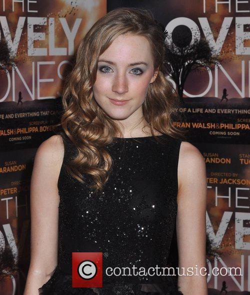Irish Premiere of 'The Lovely Bones' at the...