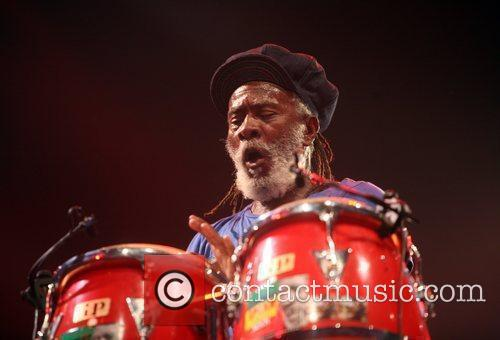 Burning Spear The 2010 Lowlands Festival - Day...