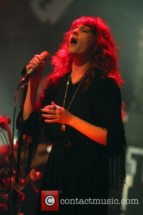 Florence Welch Of Florence And The Machine 2