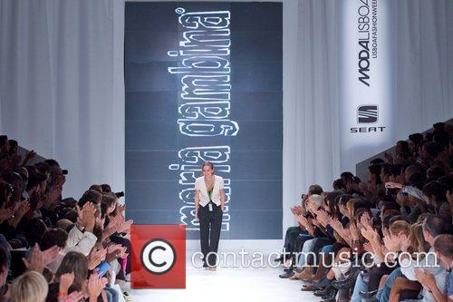 Lisbon Fashion Week Maria Gambina Spring/Summer 2011 -...