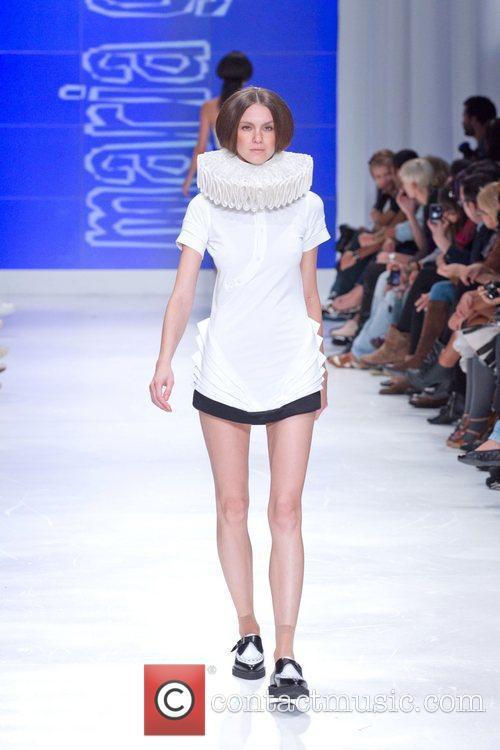 Lisbon Fashion Week Maria Gambina Spring/Summer 2011 -...