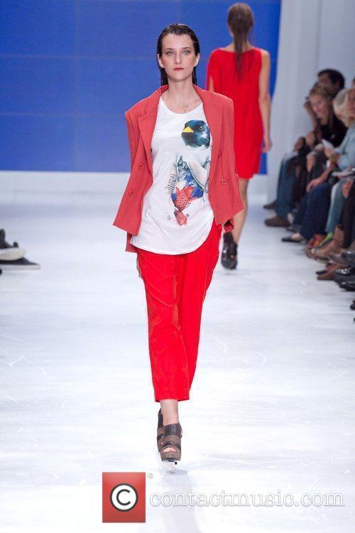 Lisbon Fashion Week Nuno Baltazar Spring/Summer 2011 -...