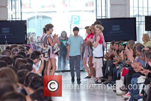 Lisbon Fashion Week Vitor Spring/Summer 2011 - Catwalk