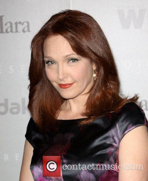 Amy Yasbeck 2010 Crystal + Lucy Awards: A...