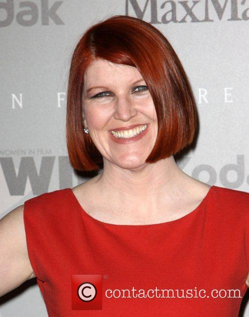 Kate Flannery 2010 Crystal + Lucy Awards: A...
