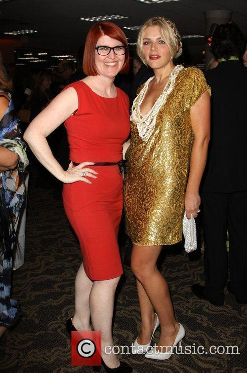 Kate Flannery, Busy Phillips 2010 Crystal + Lucy...