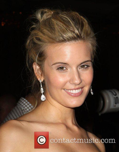 Maggie Grace 2010 Crystal + Lucy Awards: A...