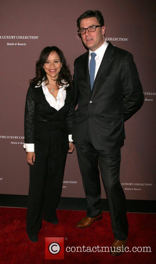 Rosie Perez and Paul James 7