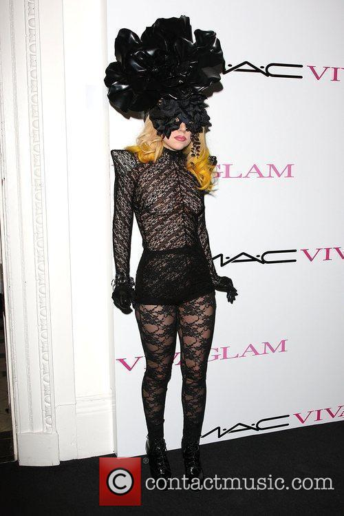 The MAC VIVA GLAM launch to benefit the...