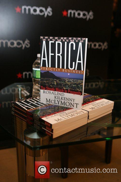 Rosalind Mclymont's Book Africa 3
