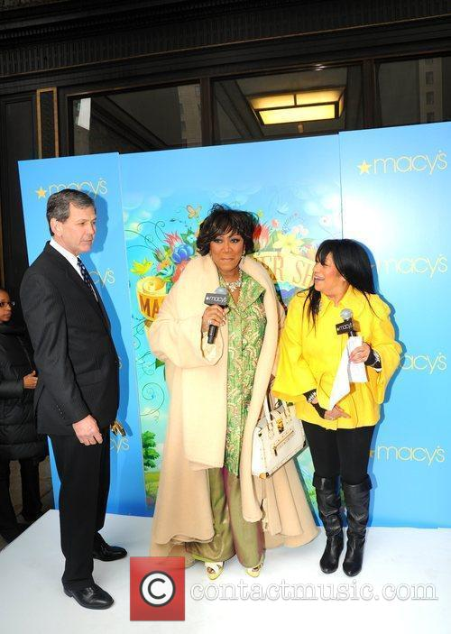 Jim Kenny and Mimi with Patti LaBelle The...