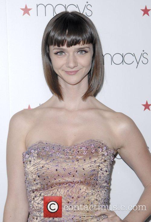 Alexandra Ella Macy's Passport Presents Glamorama at the...