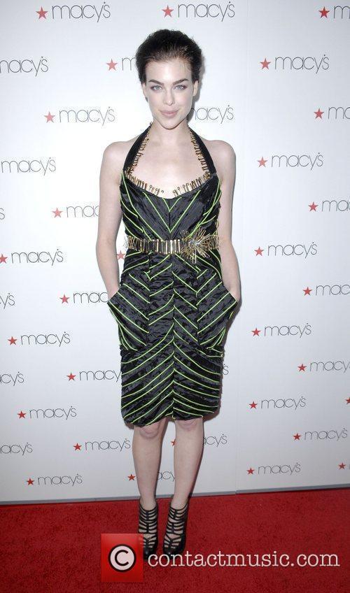 Model Raina Hein Macy's Passport Presents Glamorama at...
