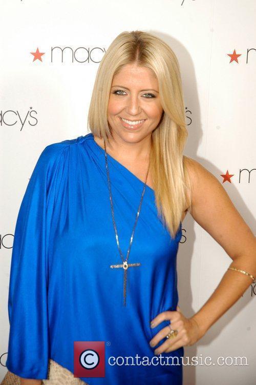 Lindsay Albaniz Macy's Passport Presents Glamorama at the...