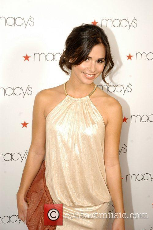 Josie Miran Macy's Passport Presents Glamorama at the...