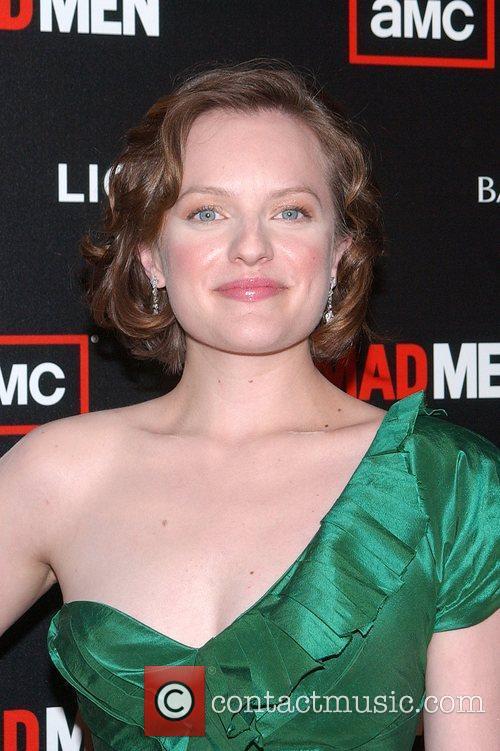 Elisabeth Moss AMC's Mad Men Season 4 Premiere...