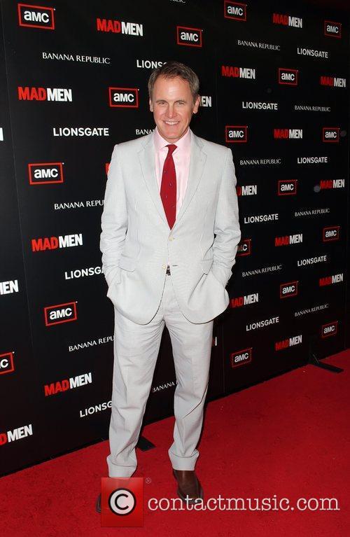 AMC's Mad Men Season 4 Premiere at the...