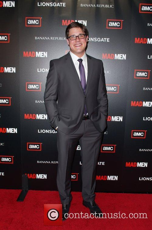 Rich Sommer AMC's Mad Men Season 4 Premiere...