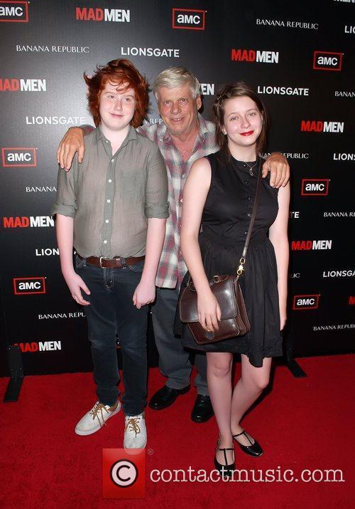 Robert Morse AMC's Mad Men Season 4 Premiere...