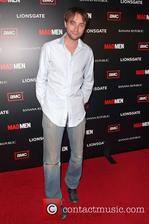 Vincent Kartheiser AMC's Mad Men Season 4 Premiere...