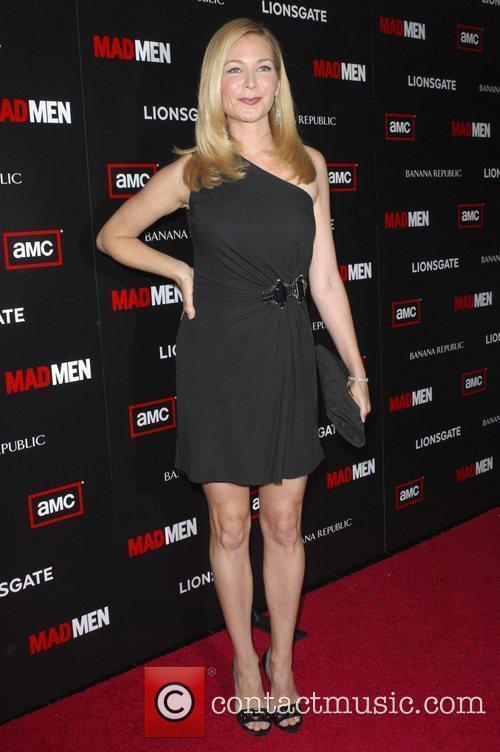 Jennifer Westfeld  AMC's Mad Men Season 4...