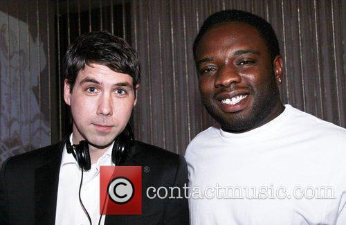 Leo Fitzpatrick and guest attend the 2010 Mad...