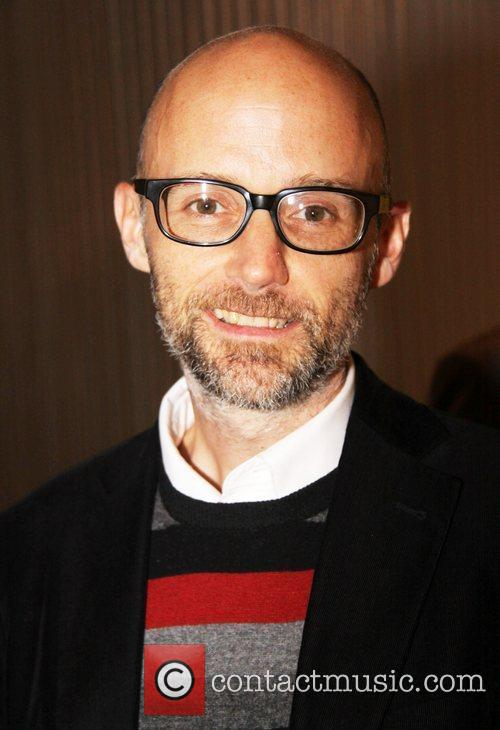Moby attends the 2010 Mad Metalball held at...
