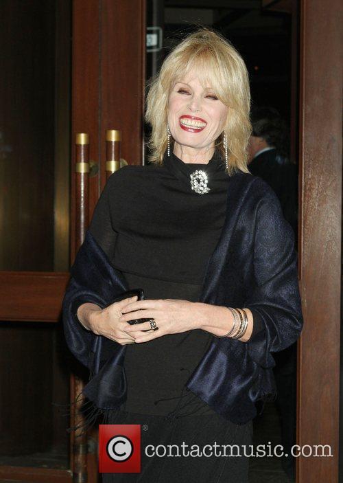 Joanna Lumley  attends a screening of Sony...