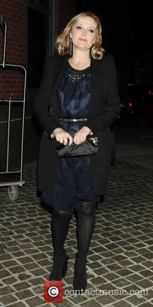 Miranda Richardson  attends a screening of Sony...