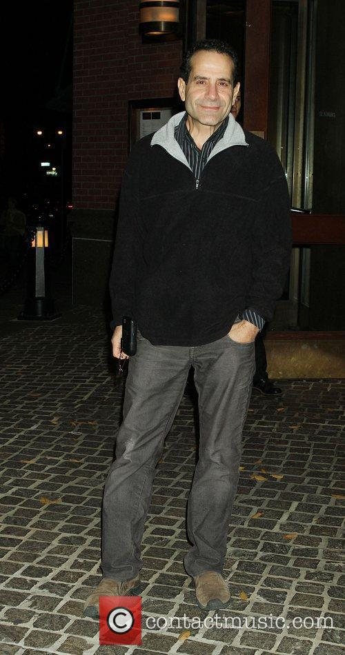 Tony Shalhoub  attends a screening of Sony...