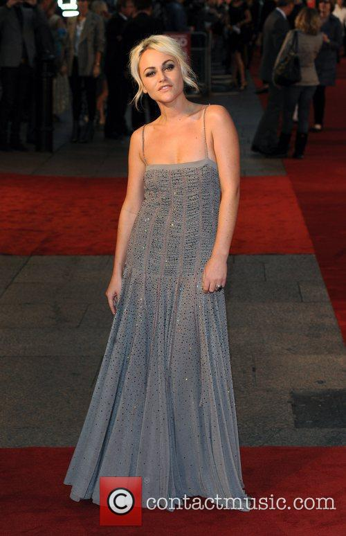 Jaime Winstone, Odeon Leicester Square